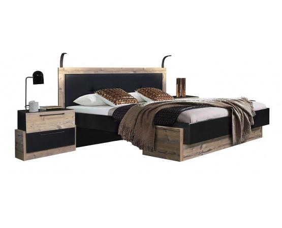 Кровать двойная «Гвиана» П631.05