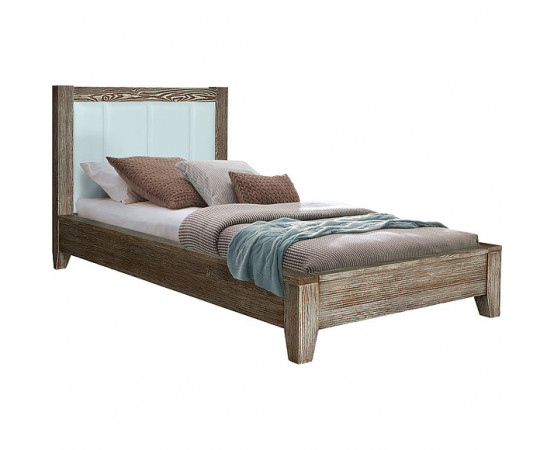 Кровать одинарная 1-09 «Концепт 2239БР» БМ781