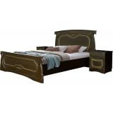 Кровать 2-16 «Беатрис 2660» БМ831