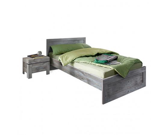 Кровать одинарная «Гранде» П622.09