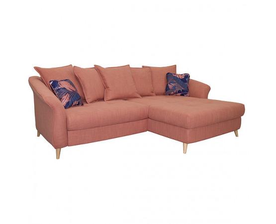Угловой диван «Роберто» (2ML/R.8MR/L)