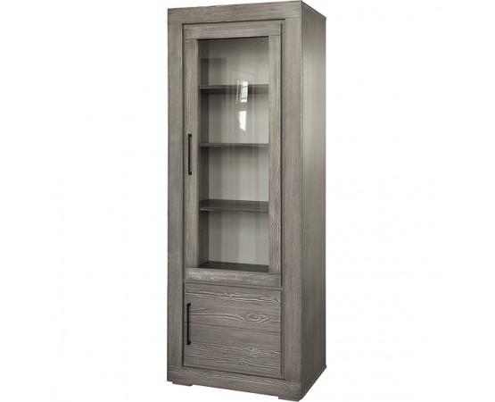 Шкаф с витриной «Байс 2619-01Бр» БМ790