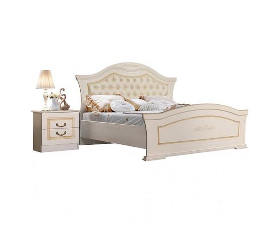 Кровать двойная «Элиза» БМ841
