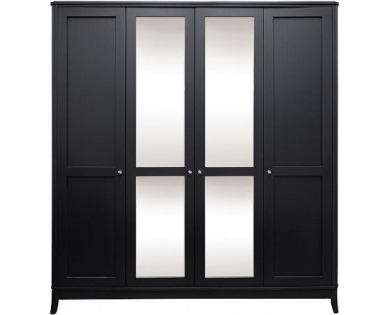 Шкаф для одежды 4д «Тиффани 2554-01» БМ681