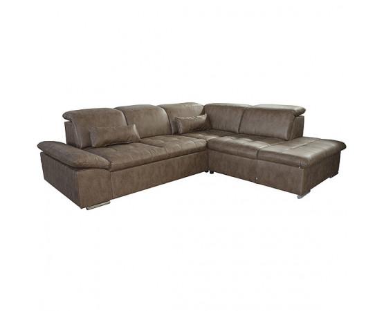 Угловой диван «Вестерн» (2mL/R.5aR/L)