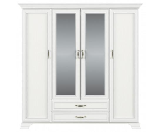 Шкаф 4D2S «Tiffany» вудлайн кремовый
