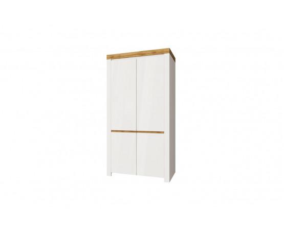 Шкаф 2DG с полками «Taurus»