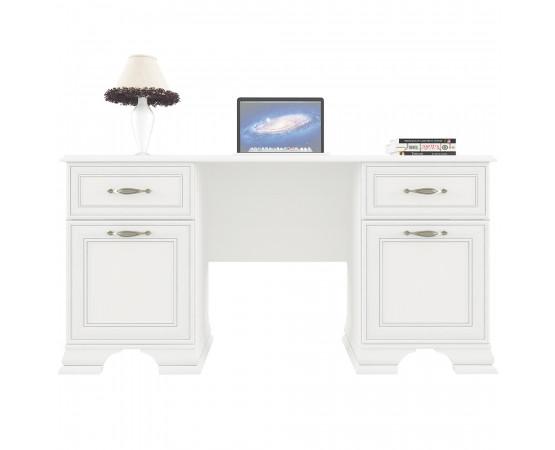 Стол письменный «Tiffany» вудлайн кремовый