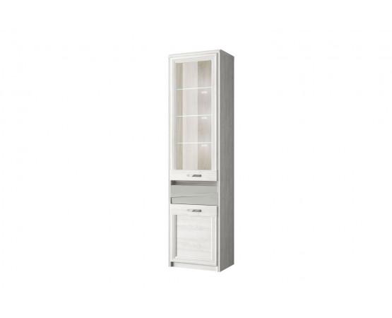 Шкаф с витриной 1V1D1S «Modena»