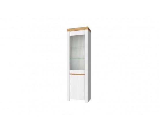 Шкаф с витриной 1V1D «Taurus»