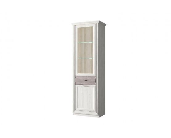 Шкаф с витриной 1V1D1S «Bordo»