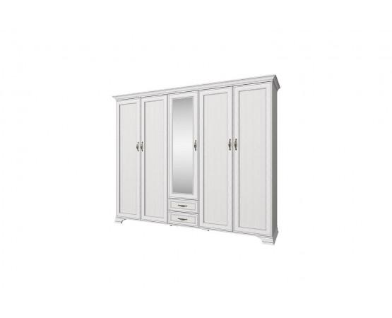 Шкаф 5DG2S Z «Tiffany» вудлайн кремовый