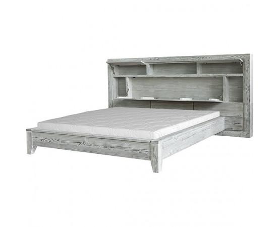 Кровать двойная 2-16 «Концепт 2458Бр» БМ781 - SALE