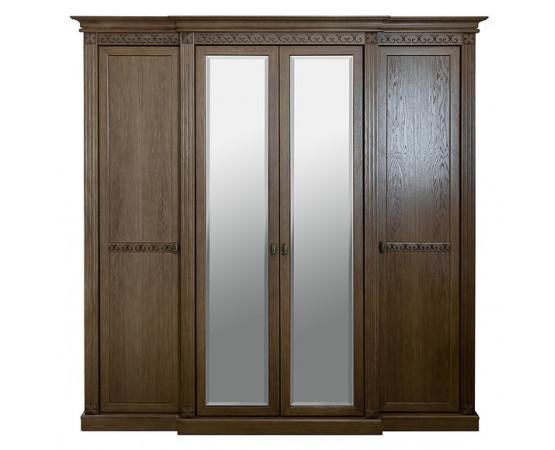 Шкаф для одежды 4д «Ярослава 2710-01» БМ881