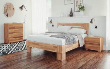 Мебель из массива бука: достоинства, выбор стилей и сравнение