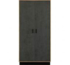 Шкаф 2-х дверный для одежды «Лайн»