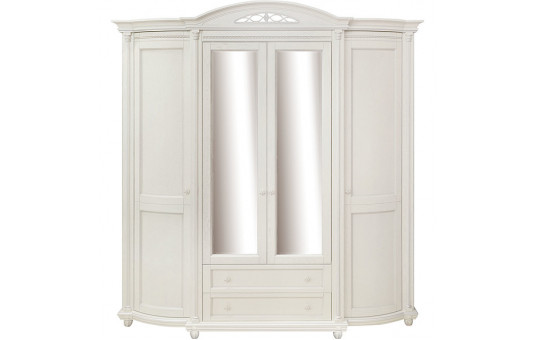 Шкаф для одежды «Валенсия Д4» П568.11