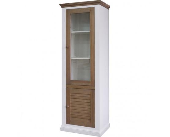 Шкаф с витриной «Мейсон 2685» БМ860