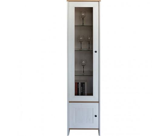 Шкаф с витриной «Parma» П050.101