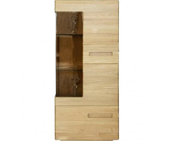 Шкаф-витрина «Хедмарк 2249-01Бр» БМ760