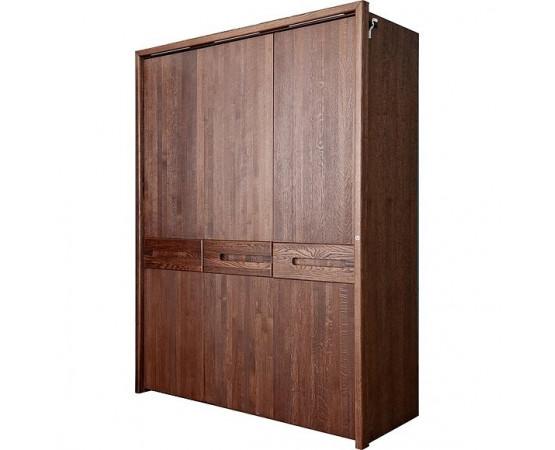 Шкаф для одежды 3д «Хедмарк 2259Бр» БМ761