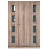 Шкаф для одежды 3д «Доминика 2121Бр» БМ711