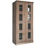 Шкаф для одежды 2д «Доминика 2122Бр» БМ711