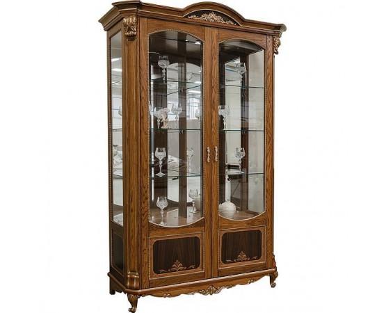Шкаф с витриной «Альба 5» П485.05