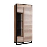 Шкаф с витриной «Каньон» П561.20