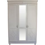 Шкаф для одежды 3д «Юстина 2358-01» БМ691