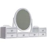 Зеркало-надставка «Юстина 2365» БМ691