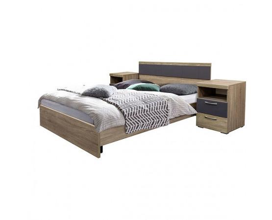 Кровать двойная «Амаранти» П571.04