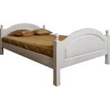 Кровать одинарная 1-09 «Лотос 8905» БМ701