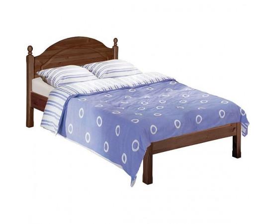 Кровать двойная «Лотос 9008(9021)» БМ701