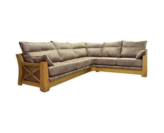 Угловой диван «Магнат» (3ML/R902R/L)