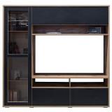 Шкаф комбинированный «Блэквуд» П556.08