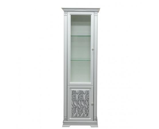 "Шкаф с витриной ""Мартина 1.1 3Д"" П573.01-1 3Д"