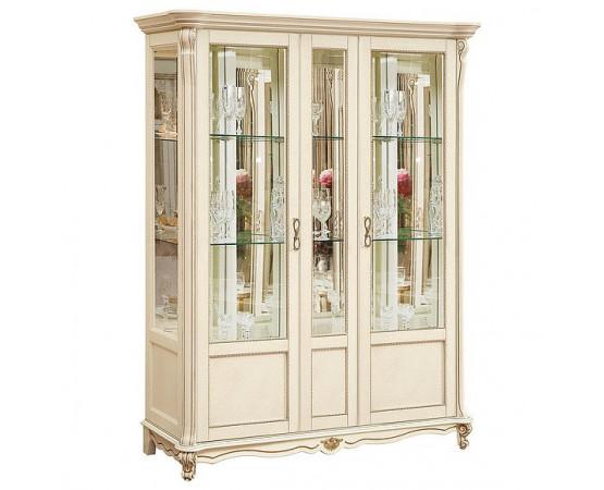 Шкаф с витриной «Алези 5» П350.05