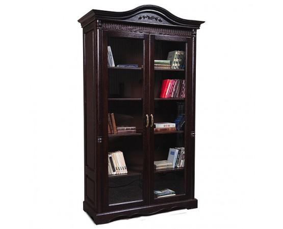 Шкаф книжный 2д «Паола 2128» БМ672