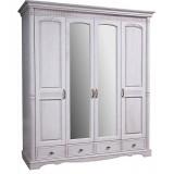 Шкаф для одежды 4д «Паола 2164-01» БМ671