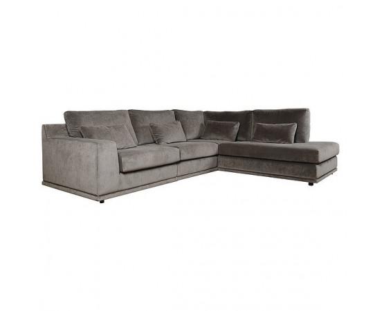 Угловой диван «Дарвин» (3мL/R.90.4мR/L)