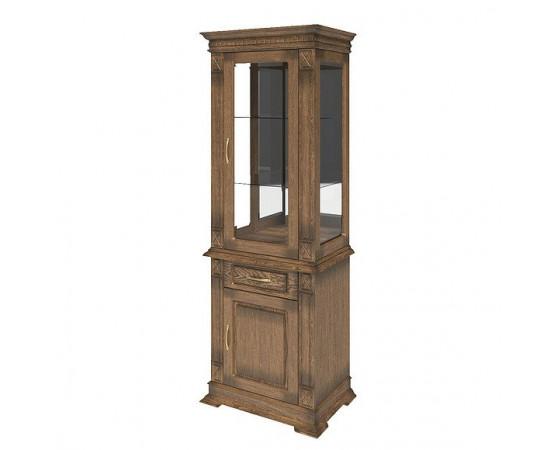 Шкаф комбинированный «Верди Люкс 1з» П487.34