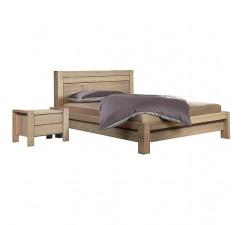 Кровать одинарная 1-09 «Габи 2527» БМ721