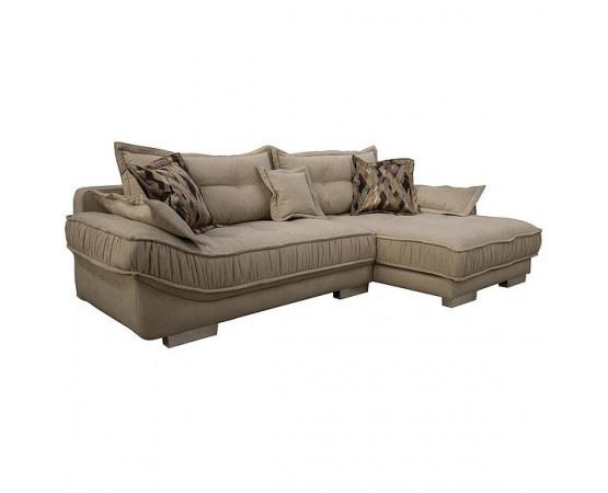 Угловой диван «Хиллари» (2ML/R.6MR/L)