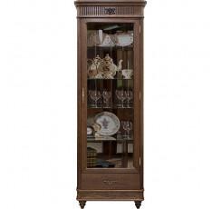 Шкаф с витриной «Юстина 2371» БМ690