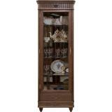 Шкаф с витриной «Юстина 2371-01» БМ690