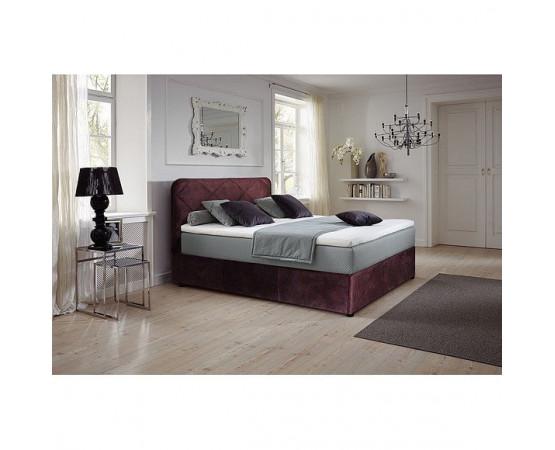 Кровать двойная «Жардин 16М»