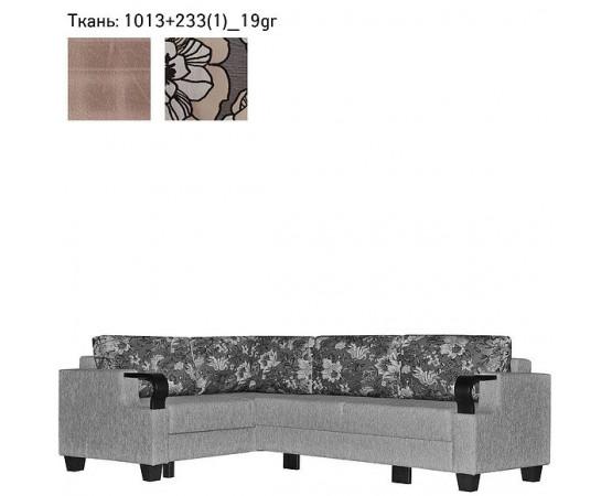 Угловой диван «Каро 2» (25мL/R6мR/L)