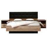 Кровать двойная «Брауни» П043.1203ПМ с подъёмным механизмом
