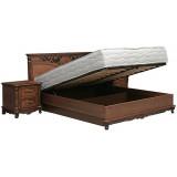 Кровать «Алези 16/1» П349.16/1п с подъёмным механизмом